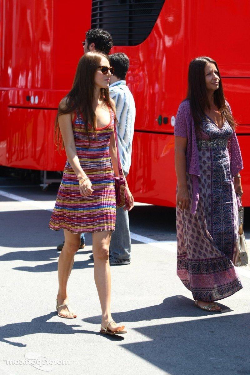 Jessica Michibata ve Jenson