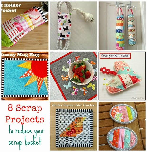 Scrappy Projects Collage