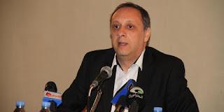 Conférence de presse de Soufiane Djilali