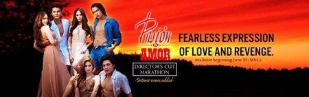 Pasion De Amor - Director's Cut Banner