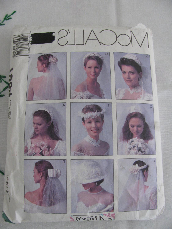 pattern wedding mccalls