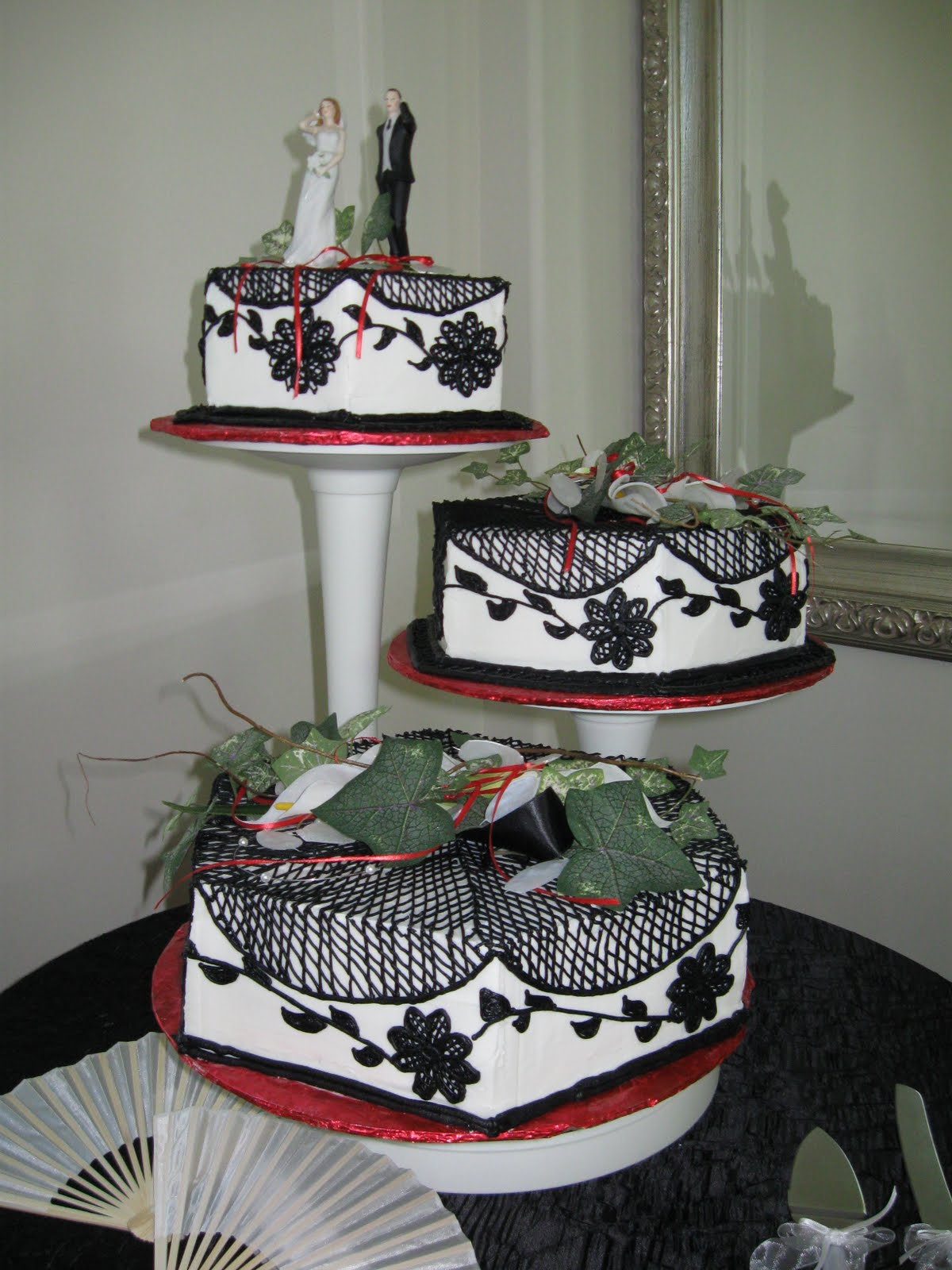 Noot\'s blog: White, Black, and Red Wedding