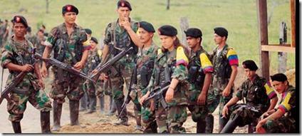 Esperando el cese del fuego en Colombia