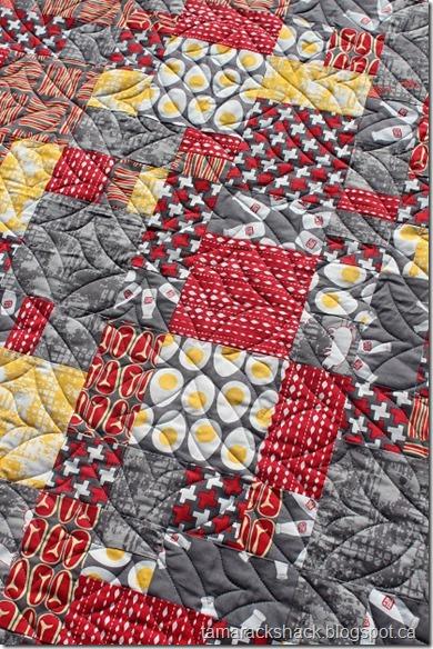 Tamarack Shack Hopscotch Quilts