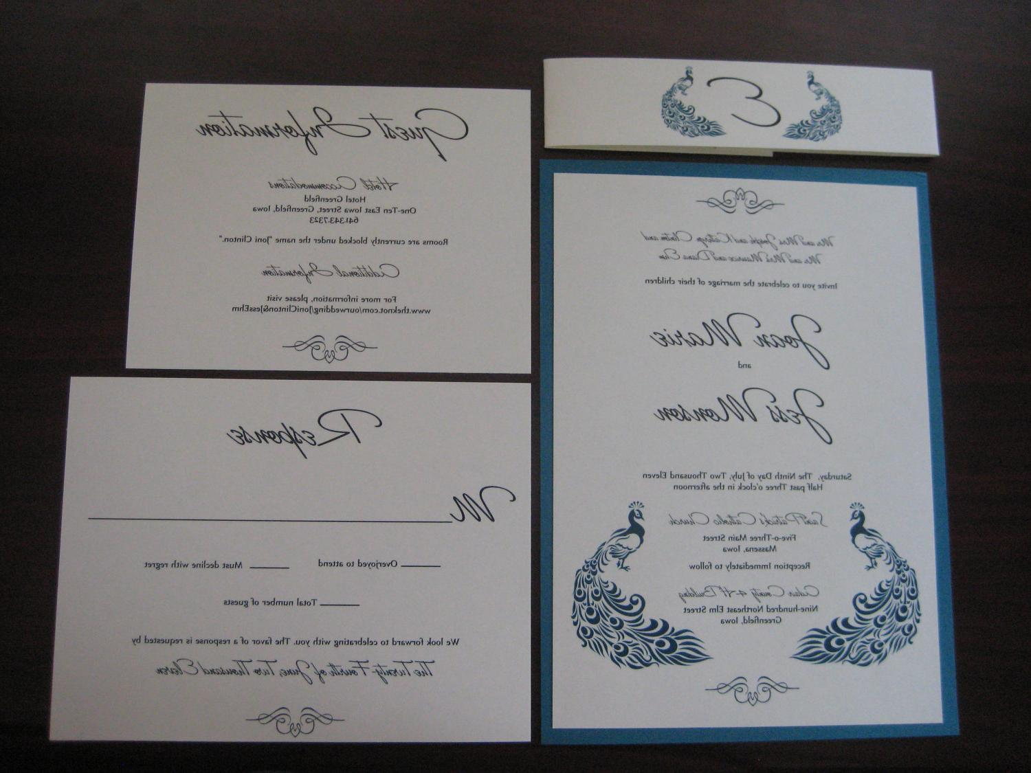 free wedding invites for psd
