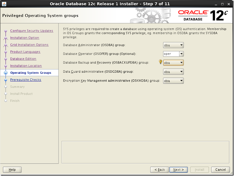Oracle Database Software Installation 8