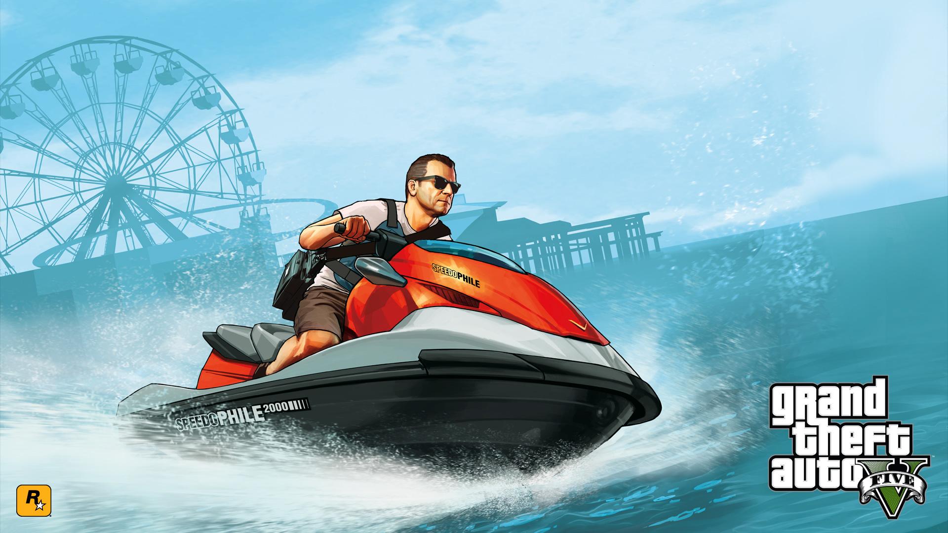 GTA Online là phần chơi trực tuyến của GTA 5