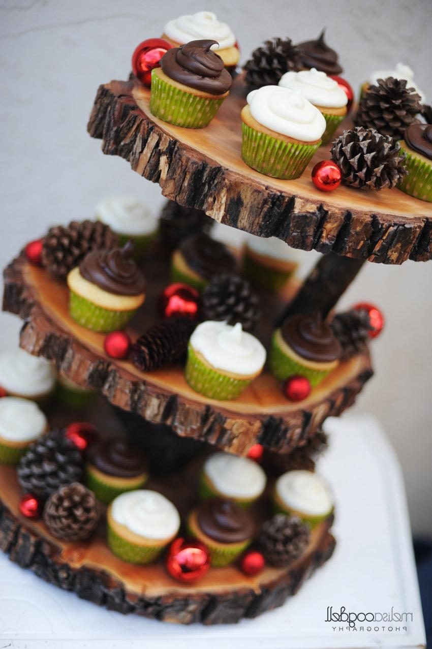 cupcake stand for wedding