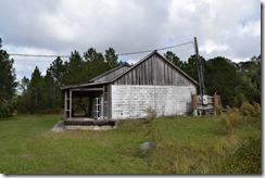 Gator farm main building