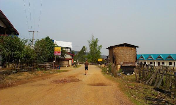 Деревня Конглор