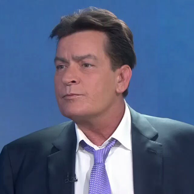 Charlie Sheen Reveals His HIV Positive!