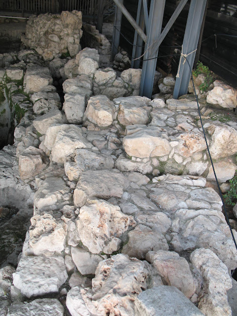 possible remains of davids palac.JPG
