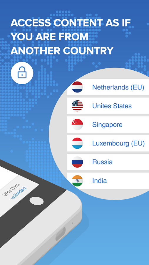 SecureVPN Free Online Privacy Screenshot 3