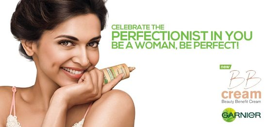 Join the Perfectionists Contest With Deepika Padukone For Garnier BB Cream