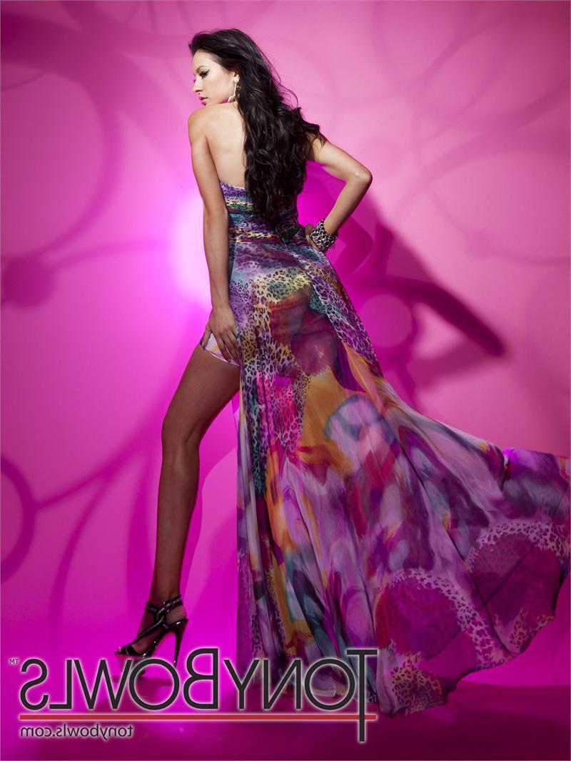 Le Gala By Tony Bowls dress