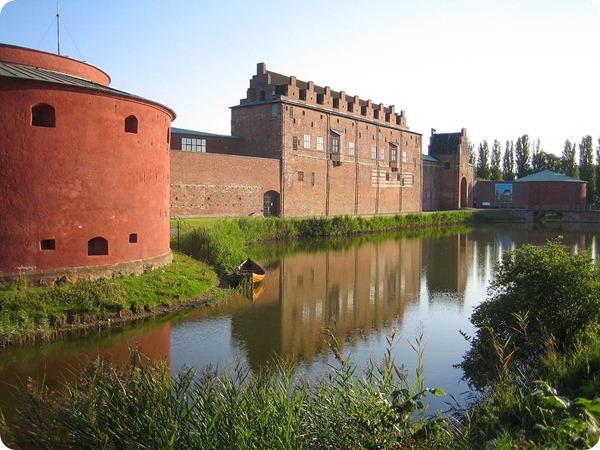 Svezia-castello-di-Malmo4