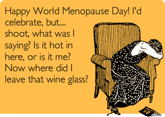 Menopause day