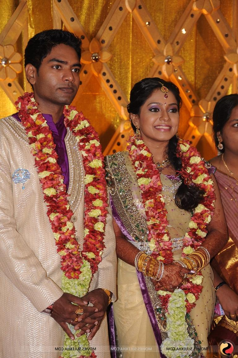 Actress Aparna Wedding Reception Pictures