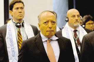 Il coordonnera trois directions rattachées à la présidence de la république: Tartag, l'homme fort du renseignement