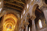 Multiple Religious Influences in the Duomo - Monreale, Italy