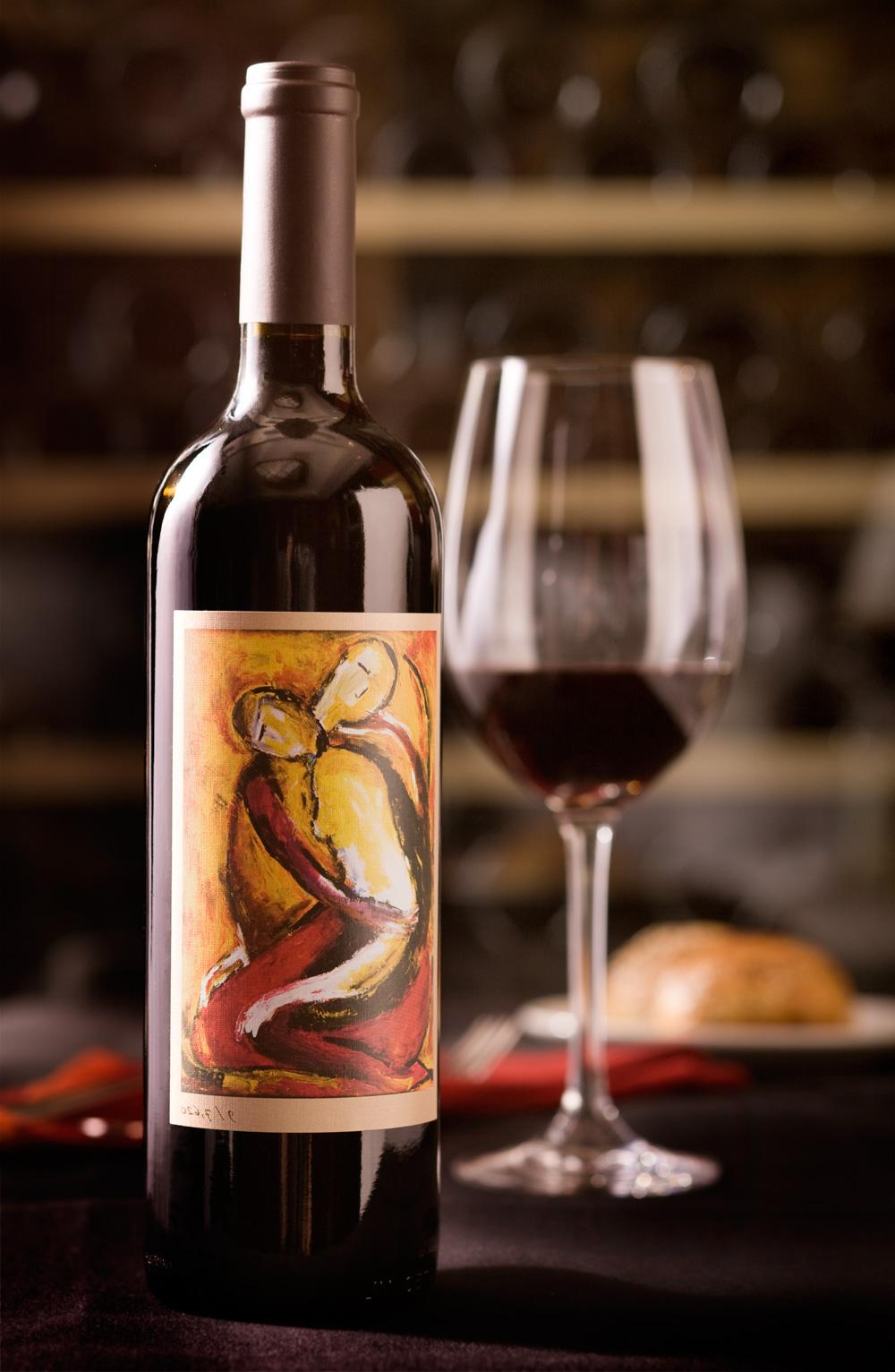 in its Artist Wine Label