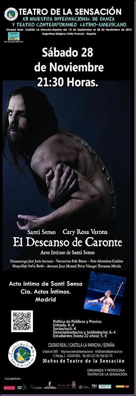 CARONTE-SANTI SENSO