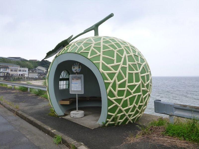 konagai-isahaya-fruit-bus-stops-2