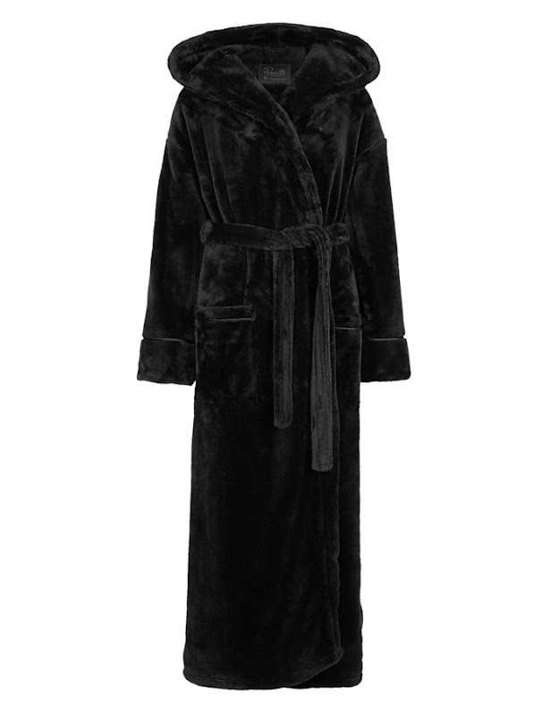 M S-Luxury-Dressing-Gown-black