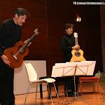 Jueves 19: Concierto Ignacio Rodes y Carles Trepat