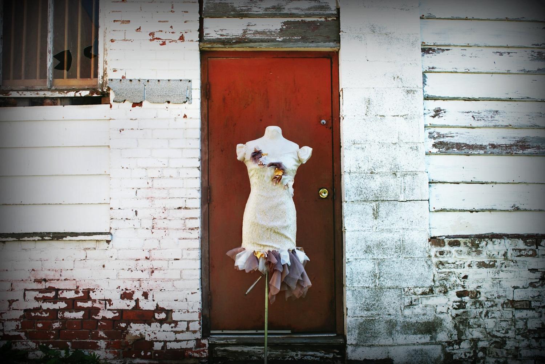 Upcycled Wedding Dress OOAK