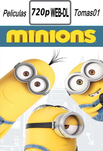 Los Minions (2015) [WEBRip 720p/Subtitulada]