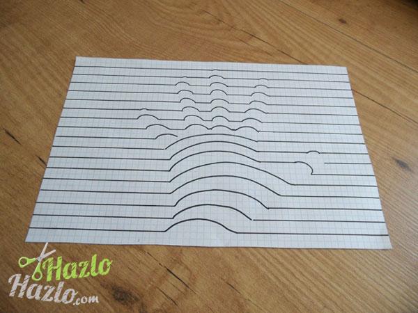 Dibujar una mano con volumen