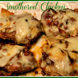 Smothered Chicken!
