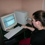 Old School Internet Access