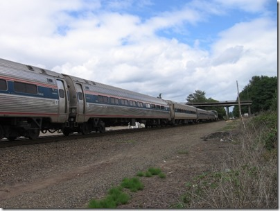 IMG_8703 Amtrak Amfleet I Coach #82530 in Kelso, Washington on August 25, 2007