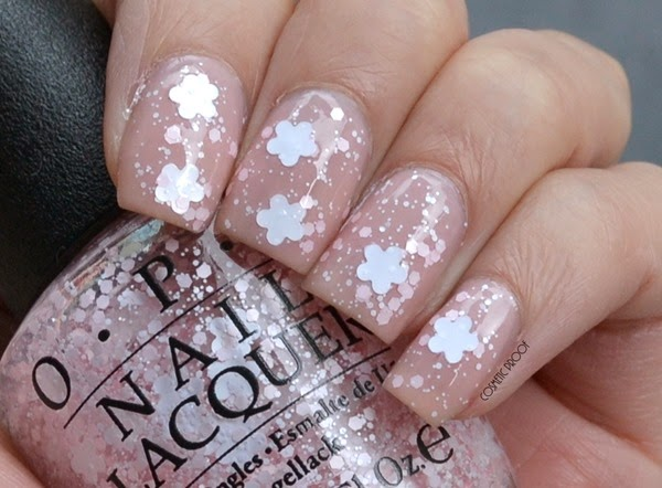 OPI Softshades Put It In Neutral and Petal Soft  Swatch Review