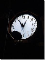 Westport clock