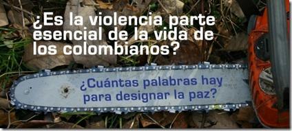 Lenguaje de paz - Colombia