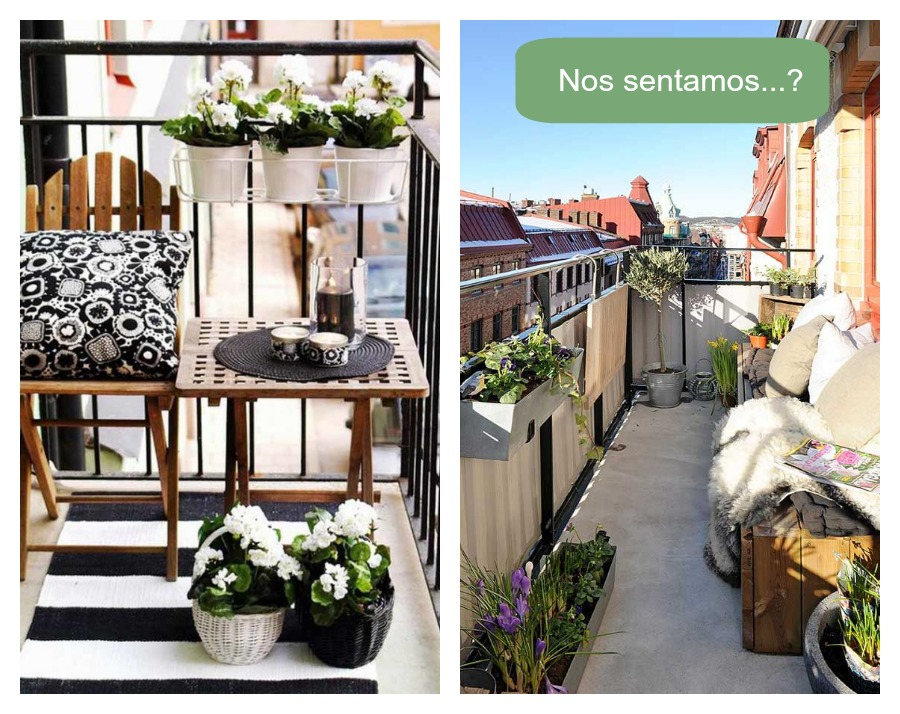 Ideas para decorar el jardin de casa