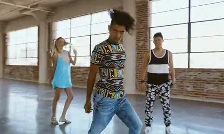 Gab Valenciano in Pitch Perfect 2 music video