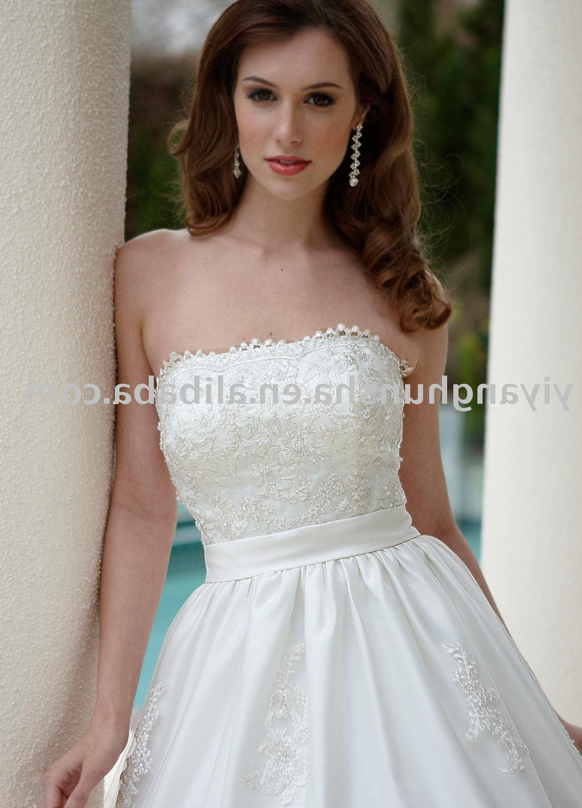 2010 Latest Wedding Dresses