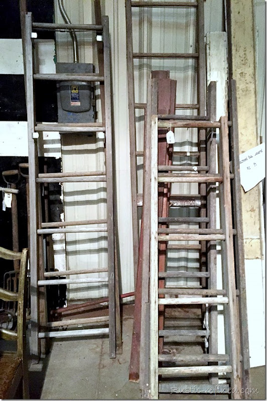 Salvage & Antique Shopping Rustic & Refined