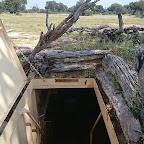 Camelthorn Lodge, Eingang zum Hide © Foto: Ulrike Pârvu | Outback Africa Erlebnisreisen