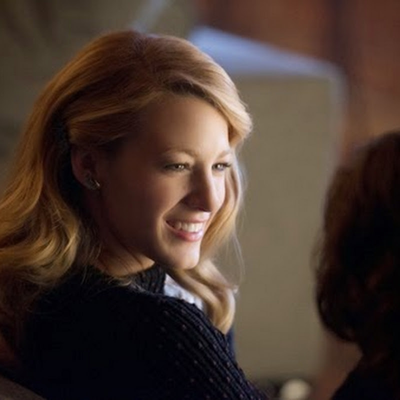 """Gossip Girl's Blake Lively Ageless In """"The Age Of Adaline"""""""