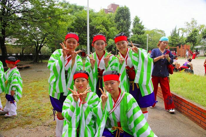 第59回よさこい祭り☆本祭2日目・その他6☆上1目0057