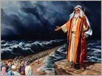 Moisés e a aliança de deus com o povo