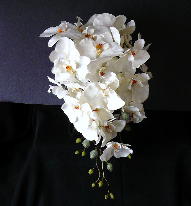 Cascade Bridal Bouquet.