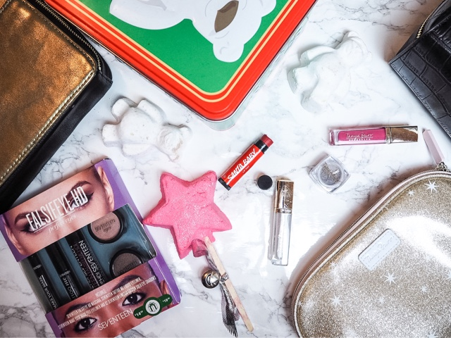 january-sales-haul-beauty-haul-superdrug-boots-marks-and-spencers-lush-tanya-burr