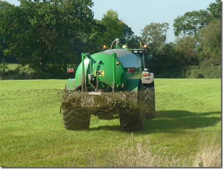 5 slurry spreading