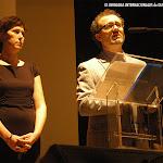 Cristina Sánchez Rivas (Directora Técnica)y José Luis Ruiz del Puerto (Director Artístico)